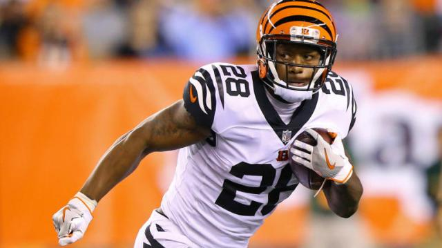 Fantasy Football Profile: Joe Mixon