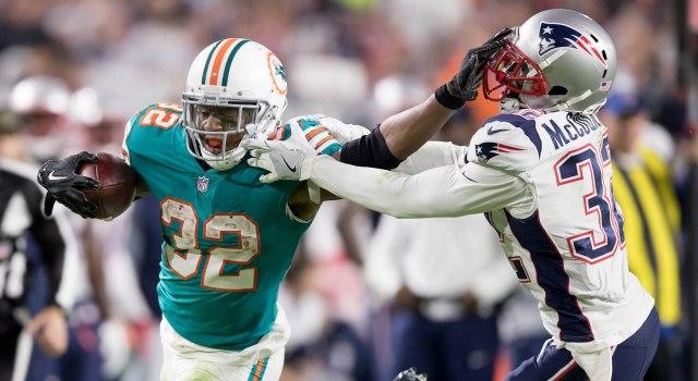 Miami Dolphins vs New England Patriots