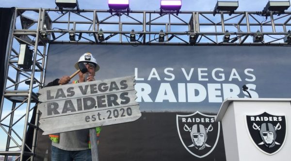Las Vegas Raiders NFL Draft