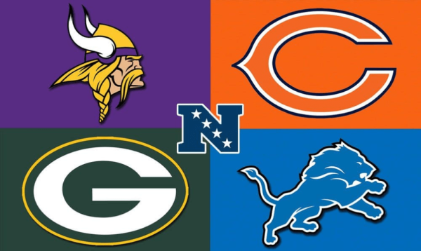 Minnesota Vikings Chicago Bears Green Bay Packers Detroit Lions