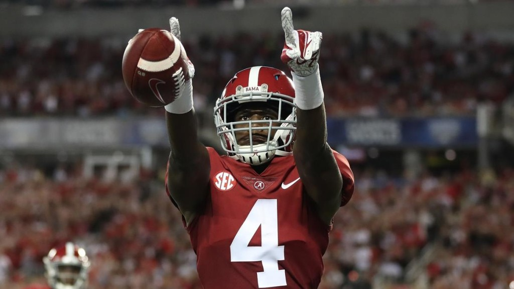 Jerry Jeudy Dynasty Fantasy Football Rookie Draft