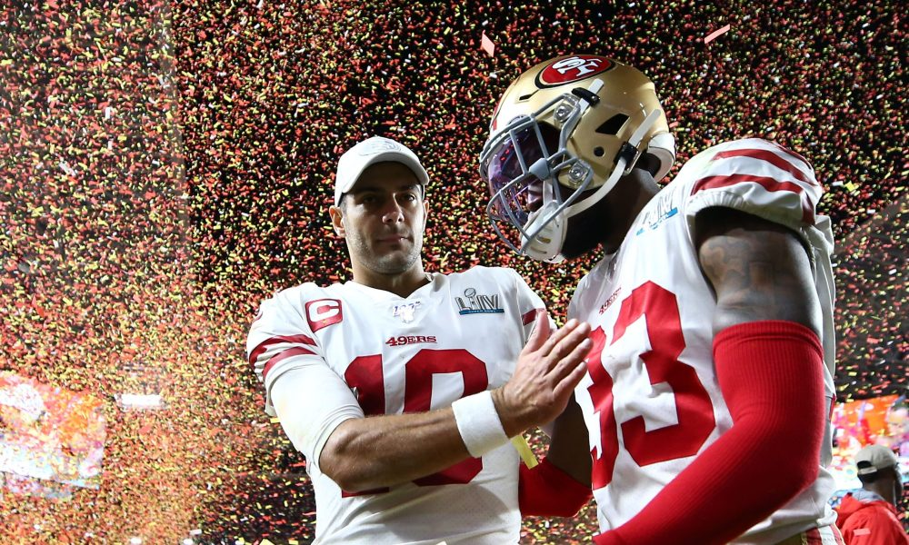 San Francisco 49ers lose Super Bowl