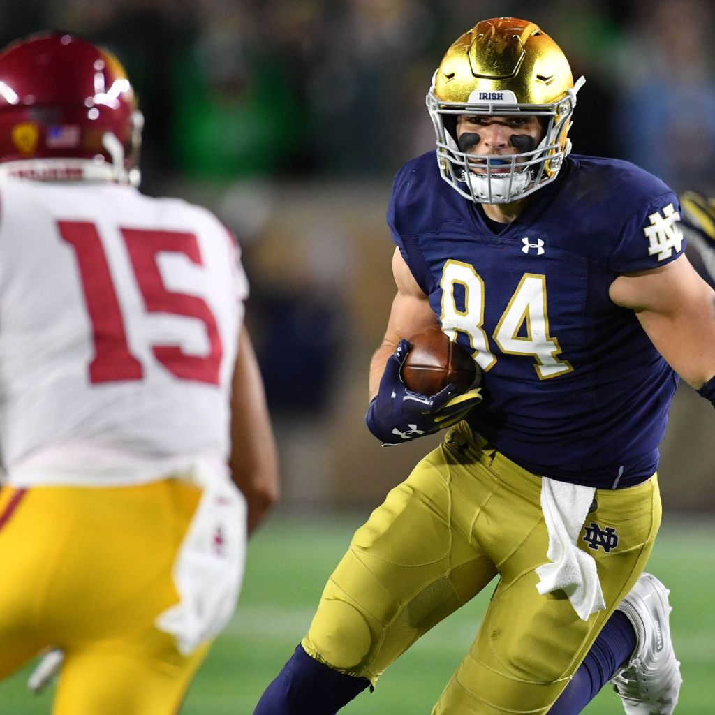 Cole Kmet Dynasty Fantasy Football Rookie Draft