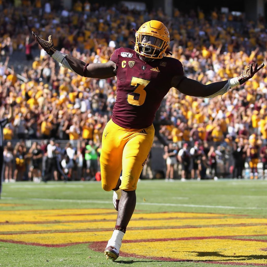 Eno Benjamin Dynasty Fantasy Football Rookie Draft