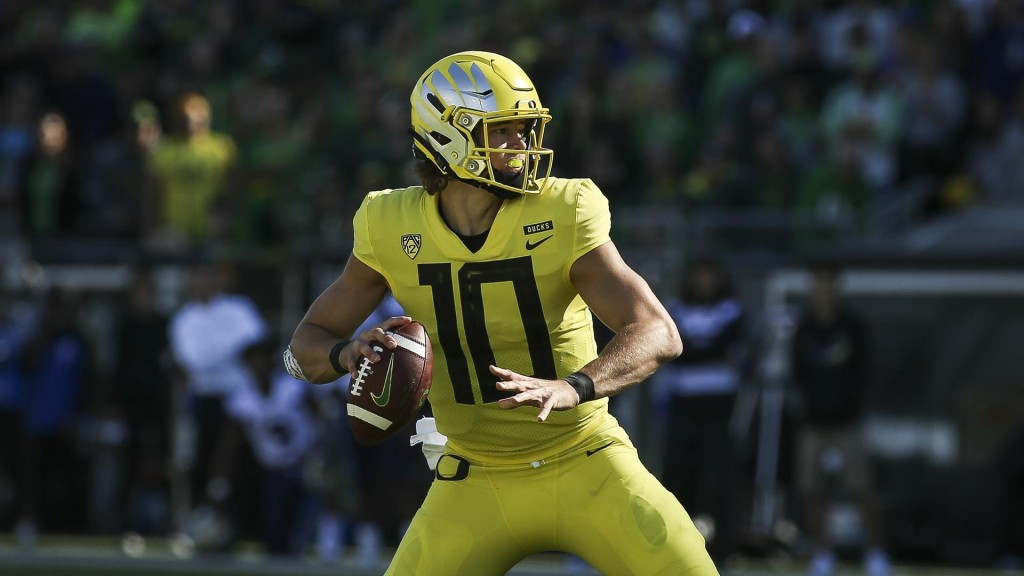 Justin Herbert Dynasty Fantasy Football Rookie Draft