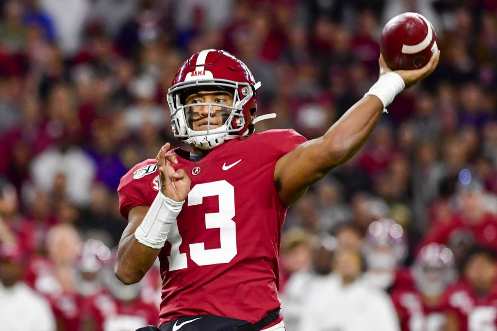 Tua Tagovailoa Dynasty Fantasy Football Rookie Draft