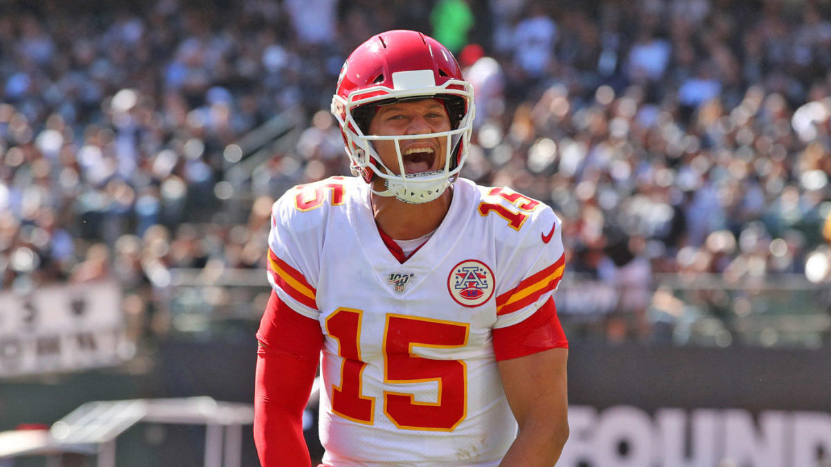 Patrick Mahomes leads the way in 2020 Fantasy Football Quarterback Rankings