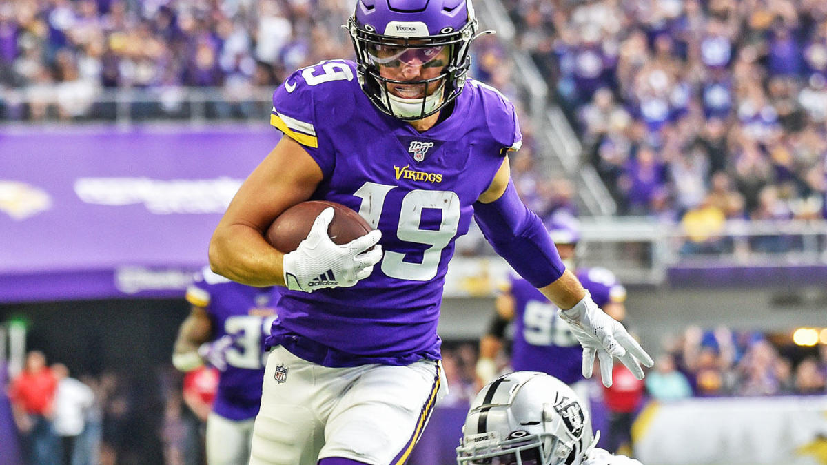Will Adam Thielen live up to his 2020 fantasy football ADP?