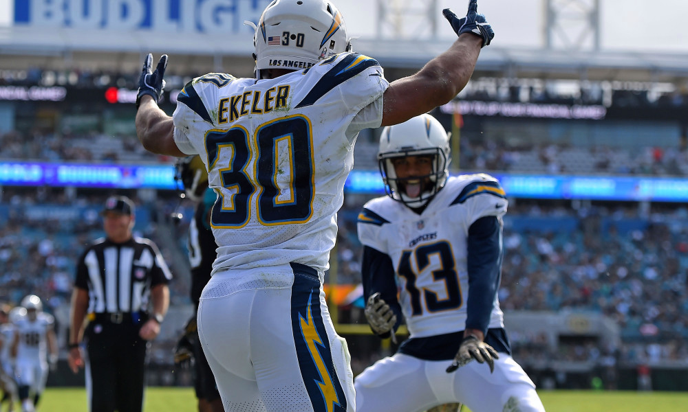 Austin Ekeler is primed for another strong fantasy season in 2020