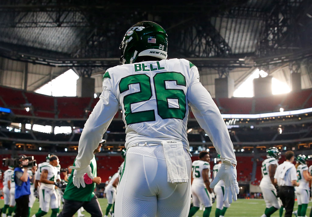 Le'Veon Bell RB New York Jets