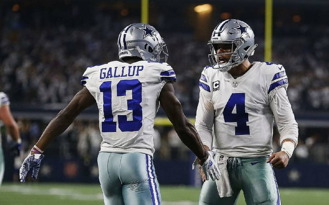 Michael Gallup looks to build on his 2019 success