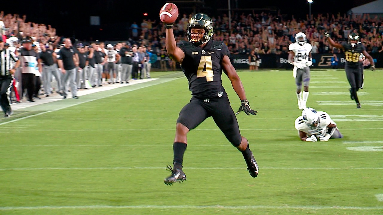 Rondale Moore's ability after the catch makes him one of the more unique prospects in the 2021 NFL Draft