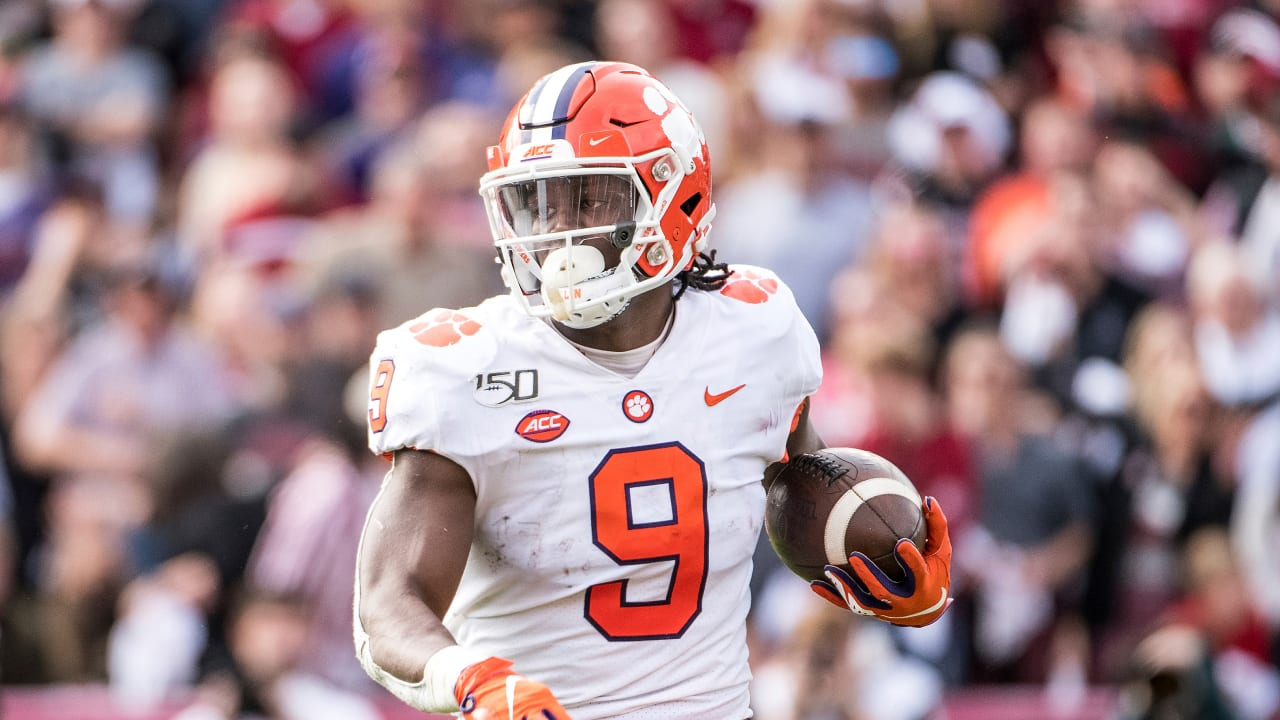 Travis Etienne expects to be one of the top players selected in 2021 rookie drafts