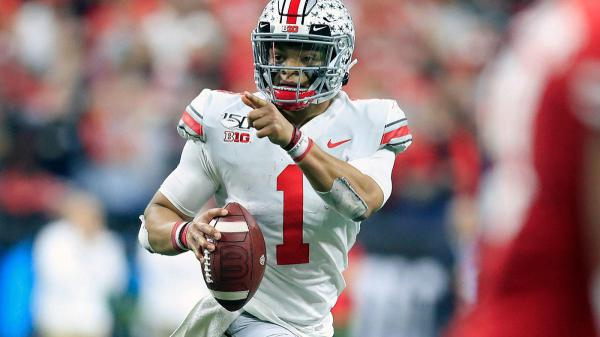 Justin Fields will likely hear his name called in the top five of the 2021 NFL Draft