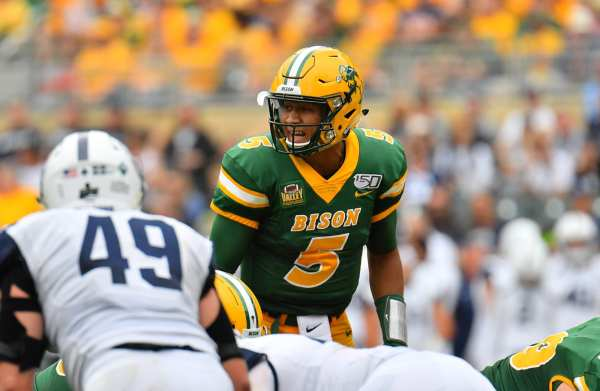 North Dakota State's Trey Lance is one of the more intriguing QB prospects in the 2021 NFL Draft