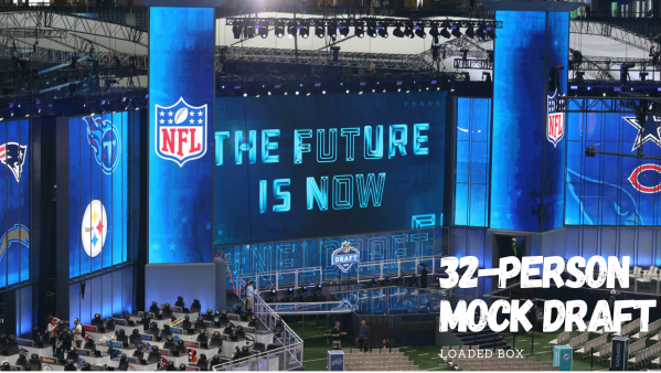 Time for our 32-person mock draft for the 2021 NFL Draft