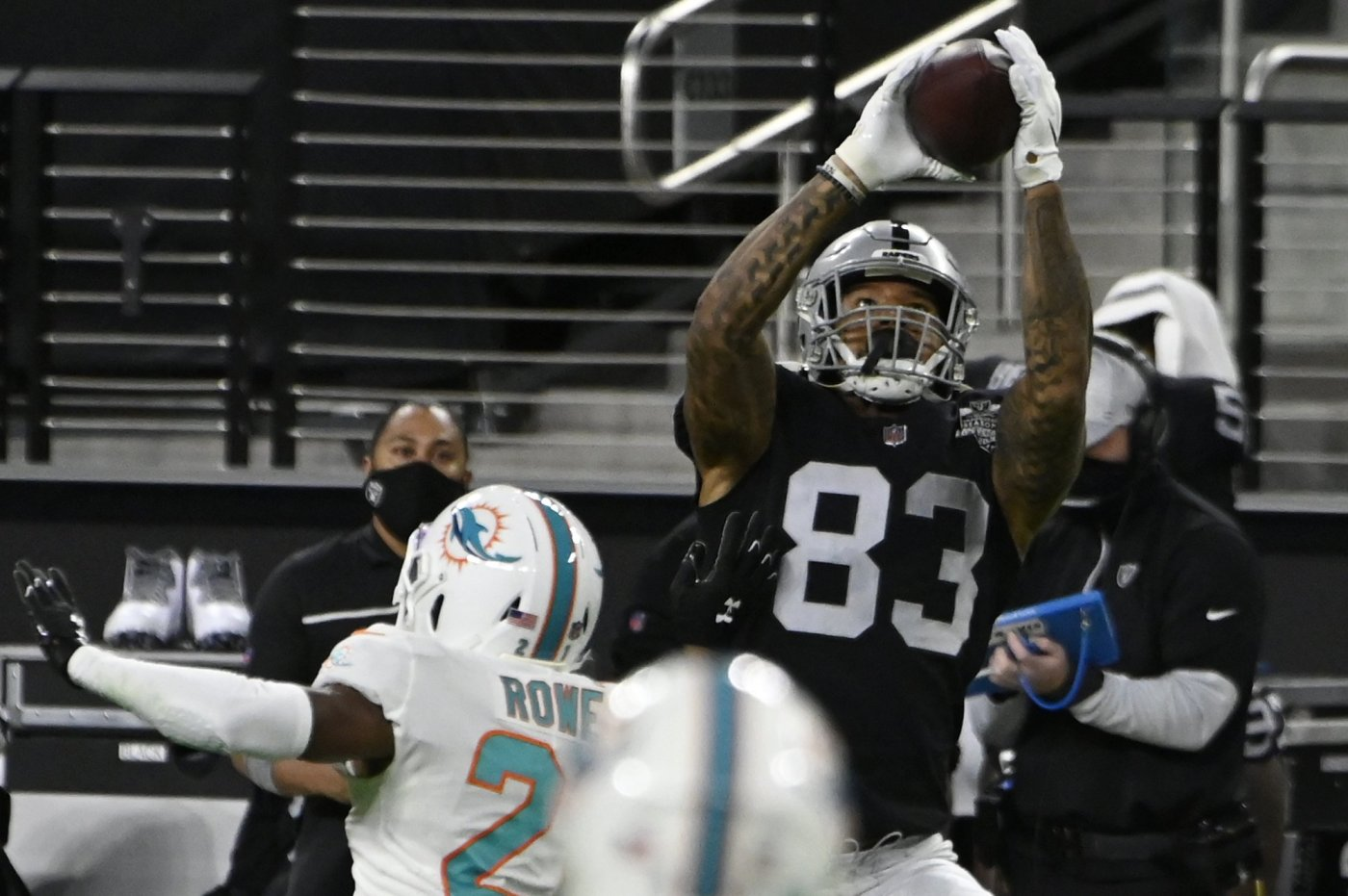 Darren Waller is expected to be one of the first tight ends selected in fantasy drafts in 2021