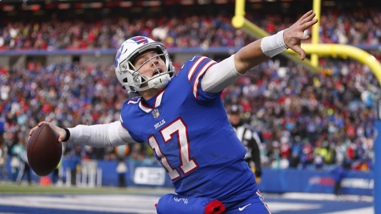Josh Allen has earned his way into the top-three QB discussion this upcoming fantasy football season