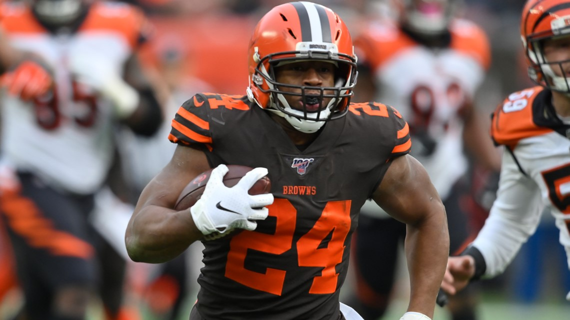 Nick Chubb will be in the RB1 conversation for the 2021 fantasy football season