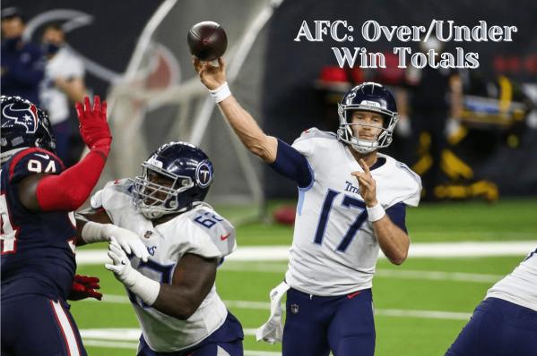 Ryan Tannehill looks to take the Titans to the next level heading into the 2021 NFL season