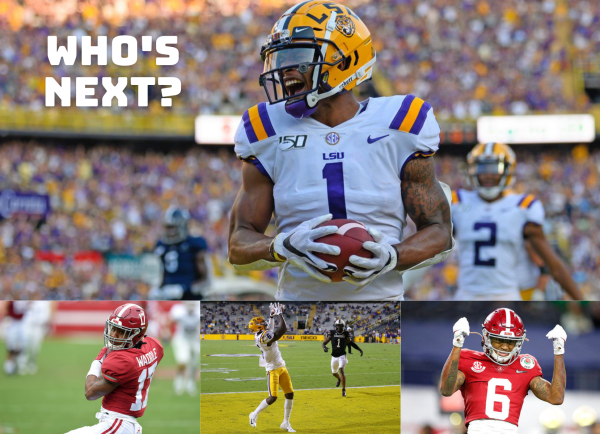 After Ja'Marr Chase, which wide receiver should be next to go in dynasty fantasy football rookie drafts