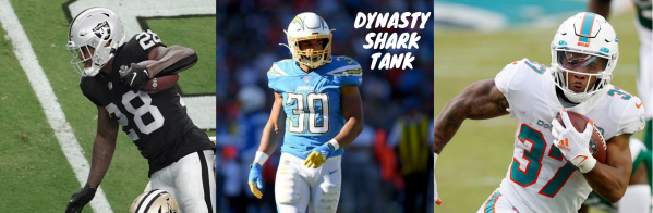 Three running backs that you may be able to get your hands on this fantasy football season