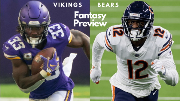 Dalvin Cook and Allen Robinson are expected to finish near the top of their positions this upcoming fantasy season