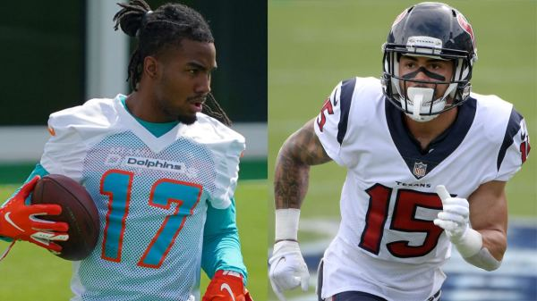 Jaylen Waddle and Will Fuller add an element of speed to the Dolphins wide receiver room heading into 2021